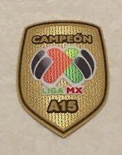 2015 CAMPEON LIGA MX A15 Tigers Uanl Mexico Soccer League Patch Badge Parche