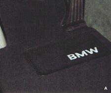 BMW E60 5-Series Genuine Carpeted Floor Mat Set, Mats NEW 525i 530i 528i 550i
