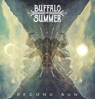 BUFFALO SUMMER SECOND SUN CD ALBUM (May 20th 2016)