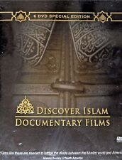 Discover Islam Documentary Films 6 DVD Special Edition Box Set NEW