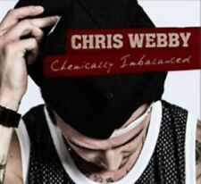 Chemically Imbalanced 0099923932222 by Chris Webby CD