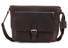 LEONHARD HEYDEN Cross Body Bag Salisbury Messenger M Brown