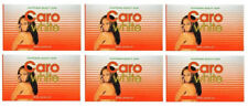 Caro White Lightening Beauty Soap 180g with Carrot Oil ( Pack of 6 )