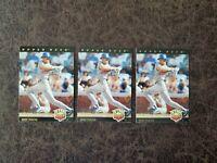 (1) 1992 Mike Piazza Upper Deck rookie #2- New York Mets - Pick 1