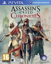 Assassin's Creed Chronicles Sony PS Vita - Video Game - New & Sealed - Free P&P