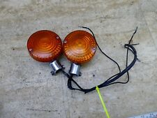 1982 Honda CB750SC Nighthawk H1508. rear turn signals winkers blinkers