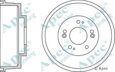 2x OE Quality Replacement Rear Axle Apec Brake Drums 5 Stud 250mm