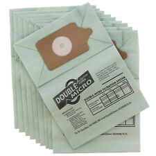 10 Pack For Numatic Henry Hoover Vacuum Cleaner Double Layer Paper Dust Bags
