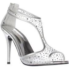 Zip Sandals T-Strap Medium (B, M) Width Sandals for Women