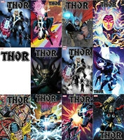 Thor #1 (2019) Main Cover: Artgerm: Variants: 1:25: 1:50: Party: Premiere