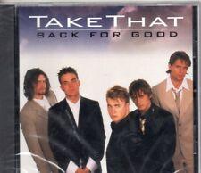 TAKE THAT - Robbie WilliamsBack For Good 5-track USA jewel caseMAXI CDNEW