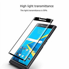 3D Film Screen Protector Curve Full Real Tempered Glass Case For Blackberry Priv