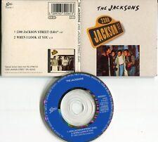 The Jacksons   CD-Single ( 3 INCH)   2300 JACKSON STREET  © 1989 CBS 655206 1
