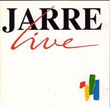 CD JEAN MICHEL JARRE LIVE 12 TITRES DE 1999 !!!