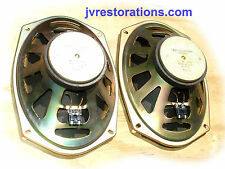 1970 71 72 73 74 Camaro Chevelle Nova GTO Delco 10 Ohm 6x9 GM Speakers Refurbish