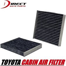 TOYOTA CARBON CABIN FILTER FOR AVALON 4RUNNER CAMRY COROLLA HIGHLANDER PRIUS ETC