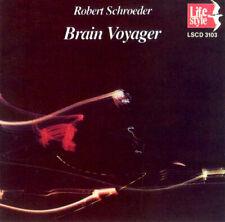 ROBERT SCHROEDER Brain Voyager CD OOP Lifestyle (Klaus Schulze, Patrick Kosmos)
