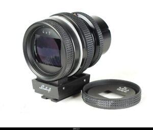 LINHOF Multi Focus View Finder Black  6x9 9x12  Viewfinder for Linhof