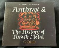 Anthrax & the History of Trash by Various | CD | condition good