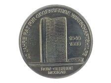 DDR 10 Mark 1989 RGW Gebäude in Moskau