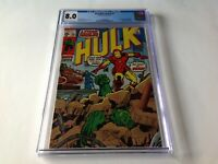 INCREDIBLE HULK 131 CGC 8.0 IRON MAN APP 1ST JIM WILSON MARVEL COMICS