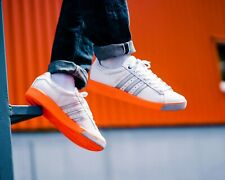 """❤ BNWB & Genuine adidas originals ® Forest Hills """"Space Race"""" Trainers UK Size 7"""