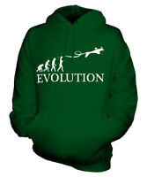 MADE IN TOTTON AND ELING UNISEX HOODIE MENS WOMENS LADIES GIFT BIRTHDAY