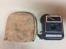Vintage POLAROID Model 440 Photoelectric Shutter With Zippered Case