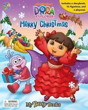 My Busy Books Dora the Explorer Merry Christmas