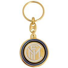 Portachiavi Ufficiale Inter Originale metallo confezione regalo Internazionale