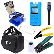 Ftth Fiber Optic Tool Kit Fiber Fibra Optica Power Meterampvisual Fault Locator