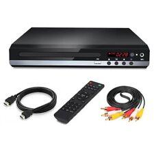 VCD DVD CD UHD Player mit HDMI USB Anschluss Mit Fernbedienung für TV Player