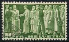 Comoro Islands 1938-1954 SG#390c 10f Green Federal Parliament Used #D71067
