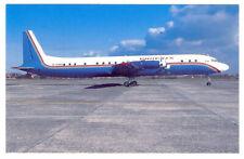 PHOENIX AVIATION Iljushin IL-18D  Postcard