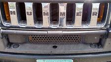 Hummer H2 Front Bumper Center Hole Plug Cap Cover - Bumper Accessory [B03]