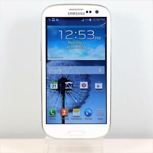 Samsung Galaxy S3 (Sprint) 4g LTE Smartphone - CLEAN IMEI - READY