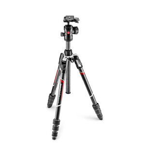 Manfrotto Befree Advanced Carbon Fiber Tripod with 494 Center Ball Head,