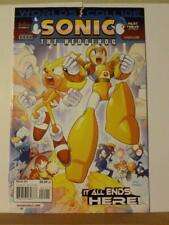 Sonic the Hedgehog 251 Archie IDW Knuckles Shadow Tails Mega Man Ongoing Series