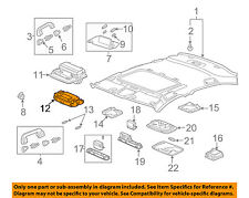 HONDA OEM-Map Light 34404SDAA22