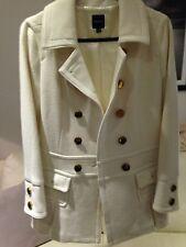 Express Women's Winter Jacket - Creme - Size XS (worn Once)