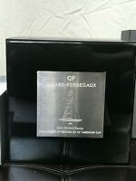 Girard Perregaux America's Cup BMW Oracle Racing Watch Box Case New Complete Set