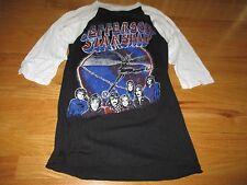 80s Original Jefferson Starship Concert Tour (Y Med) Baseball Shirt Grace Slick