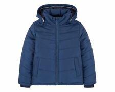 Manteaux, vestes et tenues de neige bleues avec capuche pour garçon de 14 ans