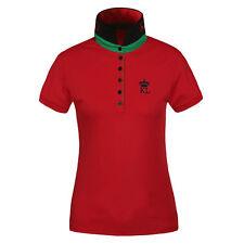 Kingsland Damen Pique Poloshirt Luana red tango XS