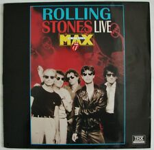 ROLLING STONES  : Live at the MAX  Filmed in  IMAX  THX  1990 Laserdisc Edition