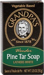 Pine Tar Soap by Grandpas, 3.25 oz