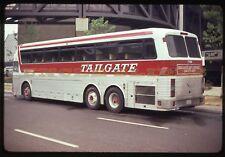 Original Bus Slide Kodachrome Eagle Tailgate Kodak Over the Road OTR Metro