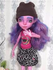 Monster high repainted Kjersty Trollson OOAK Doll **