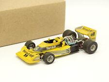 Tenariv Kit Métal Monté 1/43 - F1 Renault RS01 1 Dutch GP 1977 Jabouille