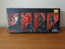 Star Wars Black Series 6 inch Imperial Forces Action Figure Set EE Exclusive MIB
